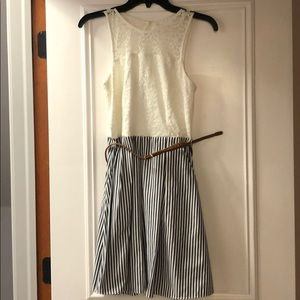 A. Byer spring dress